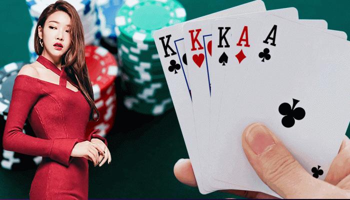 Alur Permainan Judi Poker Online